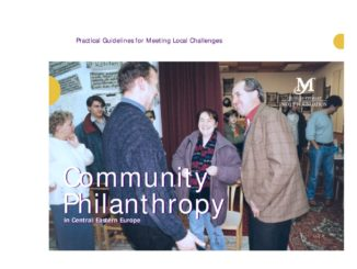 thumbnail of ECP_CommunityPhilanthropyInCentralEasternEurope.C.S.MottFdn